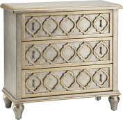 Stein World Furniture Naomi Chest, Distressed Silver