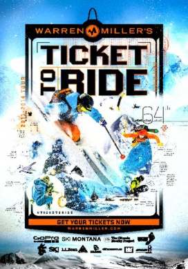 Warren Millers: Ticket to Ride