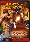Amazing Adventure DVDs