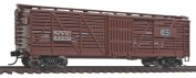 HO Scale 12m Stock Car w/Dreadnaught Ends - Ready to Run -- New York Central #23370