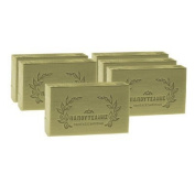 """Renowned """"Greek Papoutsanis Olive Oil Bar Soap"""" 96 Pieces (125 Grammes Olive Oil Bar Soaps) included in case"""