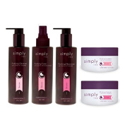 Hive Simply THE Purifying Facial Face Care Kit for Normal and Oily Skin CODE