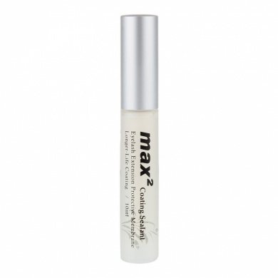 Beauty7 MAX2 COATING SEALANT Longer Life Eyelash Extension clear Sealant Sealer Coating