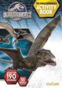 Jurassic World: Activity Book