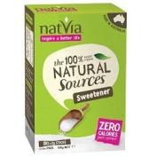 (Pack of 4) Natvia. Natvia Sweetener 80 Sticks