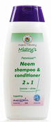 The House Of Mistry Neem Shampoo And Conditioner, 200ml