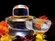 Shivling 01 God Shiva Lingam Protection Wealth Prosperity Healing Crystal Energy 5.6cm