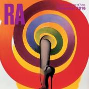 RA Royal Academy of Arts wall calendar 2016