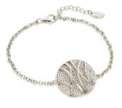 Orphelia Women's Bracelet Silver / High-End Micro Pavé Silver 1879