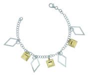 Orphelia Jewellery ZH - 4296 Women's Bracelet - 925 Sterling Silver-Za - 1750