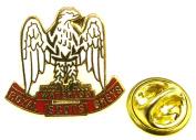 Royal Scots Greys Lapel Pin Badge
