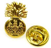 Royal Scots Fusiliers Lapel Pin Badge