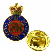Royal Horse Guards Lapel Pin Badge