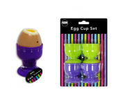 Egg Cup and Timer Set Perfect Accessories to Add to some Colour to Your Kitchen