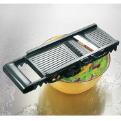 Multi Food Slicer, Grater, Cutter, Chopper - With 5 Interchangeable Blades - Several Kitchen Tools In One!