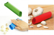 Silicone Garlic Peeler Magic Easy Kitchen Home Odour Free Useful Tool Stripper Clove Tube Roll Skin Remover Utensil Accessory