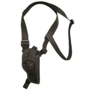 Shoulder holster compact auto for (Nylon Black) No.1701