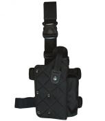 Large leg holster (nylon black) No.128-BK