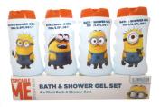 Despicable Me Minion Made Bath & Shower Gel Set