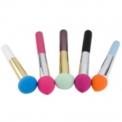 1x Cosmetic Makeup Brushes Liquid Cream Foundation Sponge Brush