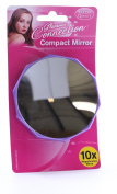 Magnifying Mirror 10x Magnification Close Eye Lense Make Up Cosmetic Suction Cup