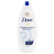 Dove Triple Moisturising Body Wash 210ml Pack of 3