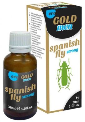Spanish Fly Gold Drops - Strong - Men 30 ml