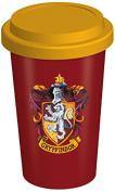 Harry Potter Gryffindor Crest Ceramic Travel Mug