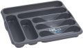 Whatmore 11300 Homewares Cutlery Tray Silver Lge