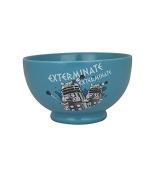 Daleks Exterminate Ceramic Bowl
