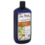 Dr. Teal's Comfort & Calm 1010ml Chamomile Foaming Bath
