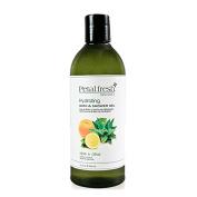 Bio Creative Lab Petal Fresh Bath and Shower Gel, Aloe and Citrus, 470ml