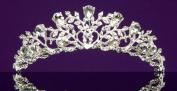 Geneva - Elegant Wedding Bridal Prom Birthday Pageant headpiece