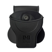The IMI defence Polymer Handcuff Pouch. Black IMI Israel