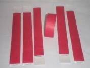 500 RED Premium Tyvek Wristbands