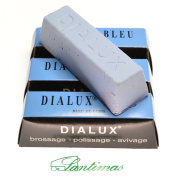 "Jewellers Tool, 3psc.polishing Compound for All Types of Metal ""Dialux"""