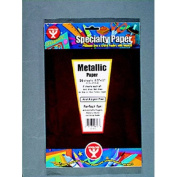 Metallic Paper 2 Each 10 Asst Colour [Set of 2]