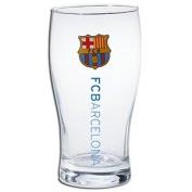Fc Barcelona Pint Glass