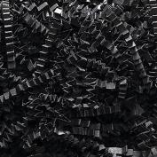0.9kg Crinkle Cut Paper Shred - Black