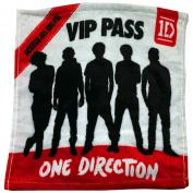 One Direction Childrens Girls Official Boyfriend Face Cloth / Flannel (30cm x 30cm )