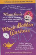 La Pierre Studio Mega Genie Magic Bobbin Washers for all Long Arm Machines M Bobbin Cases