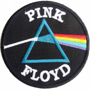 Pink Floyd hardcore heavy metal rock band Embroidered Iron On Patches #O# WITH FREE GIFT