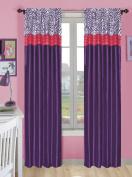 Zebra Sequin Purple