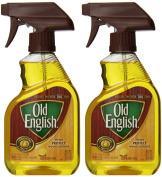 Old English, Lemon Oil, Trigger Sprayer, 350ml