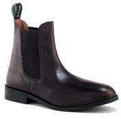 Toggi Ottawa Child's Pull On Leather Jodhpur Boot In Brown, Size
