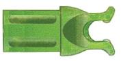 QAD Tune-A-Nock Fl Green 12pk