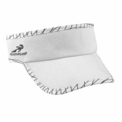 Headsweats Ultra Reflective Supervisor, One Size Fits All, White Ultra Reflective