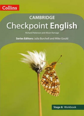 Collins Cambridge Checkpoint English - Stage 8: Workbook (Collins Cambridge Checkpoint English)