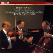 Beethoven, Schubert, Brahms