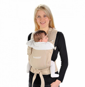 Hoppediz® BONDOLINO® Light Quality sand/cream - Baby Carrier